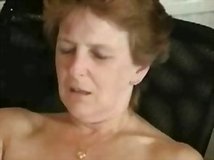 Cute old wife masturba... from Xhamster
