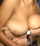 Big Natural Tits Slapp...