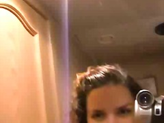 Xhamster - Bad girl gives head in...