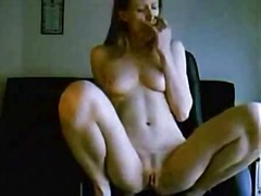 Girl masturbate on cam