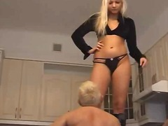 Xhamster - 3 young woman femdom t...