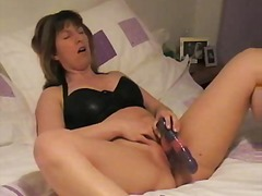 Wife on her own from Xhamster