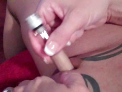 Clit Pumping 2