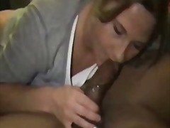 She loves black cock