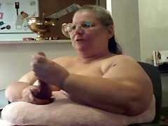 Cam show for her  site...