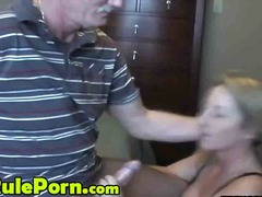 Xhamster - Amateur girl with old man