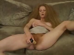 Hairy red is beautiful 2