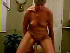 Xhamster - Older bitch riding his...