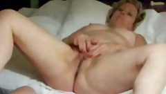 Xhamster - Older lady fingering h...