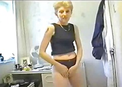 Panty Show and Tell