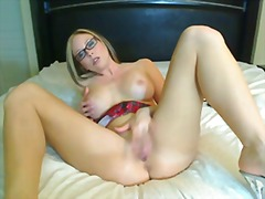Webcam blonde pussy ma... from Xhamster
