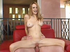 Heather Pink anal squi...
