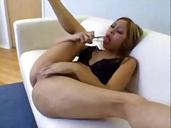 Anal Toy & Pussy Squir... from Xhamster