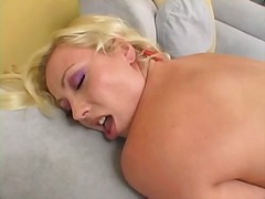 Adrianna toys her puss... from Xhamster