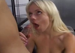 Swallowing Anal Whores...