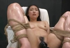 Asian Made To Orgasm W...
