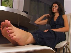Sexy Soles from Xhamster
