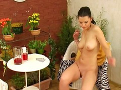 Miranda Strip Poker from Xhamster