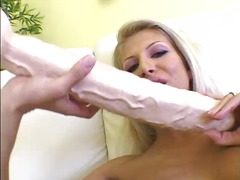 Xhamster - Claras pussy gets stre...