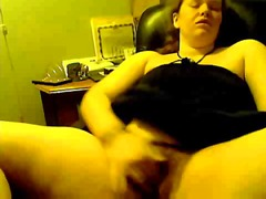 Xhamster - Chubby Teen rubbing on...