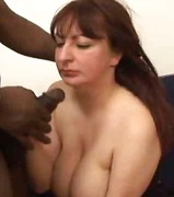 Chubby Mature loves bl...