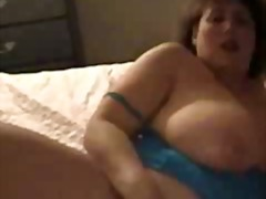 Xhamster - BBW woman playing with...