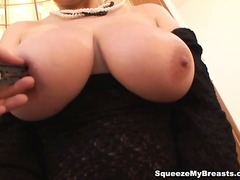 Massive melons squeezed