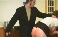 Xhamster - Spanked And Paddled At...
