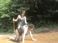 Riding Goddess trained a ...