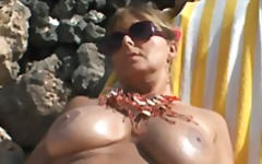 Xhamster - Nudist holidays 2012 -...