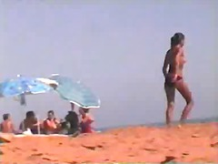 Beach voyeur video - s...