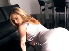 Alexis Texas teases in... from Alpha Porno