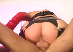 Blonde fucking in late...