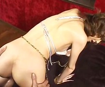 Sexy japanese chick on...