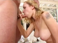 Fucked hard as her hus... from Alpha Porno