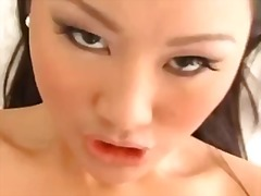 Petite Asian fucked by a ...