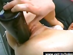 Anouk and her weird to... from HardSexTube
