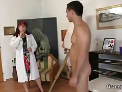 Keez Movies - Mature paintress takes...