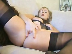 Clair-Lou striptease 11
