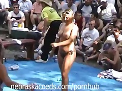 Amateur Contest at Nud...