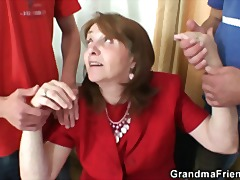 Xhamster - Bossy woman takes two ...