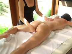 Triple Orgam Massage from PornHub