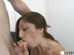 Teen Interview Blowjob
