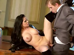 Anastasia Brill spy hard from Redtube