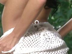 Babe Lela Star undress... from Yobt TV