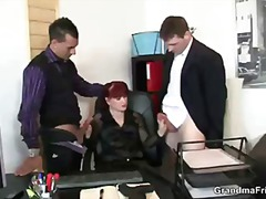 Keez Movies - Two lucky studs bang b...