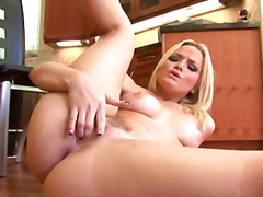 Alexis Texas solo game