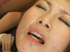 Japanese beauty shows ...
