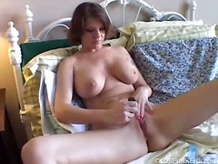 Busty mature brunette ... from PornerBros