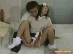 Asian teen acquires th... from Yobt TV